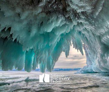 Ледяные чудеса Байкала